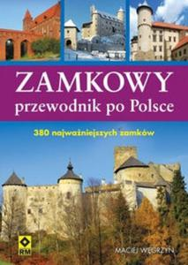 Zamkowy przewodnik po Polsce - 2825693107