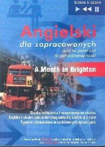 Angielski dla zapracowanych A month in Brighton (Płyta CD) - 2825693144