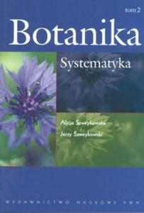 Botanika tom 2 Systematyka - 2825693251