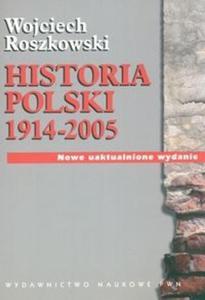 Historia Polski 1914-2005 - 2825693253