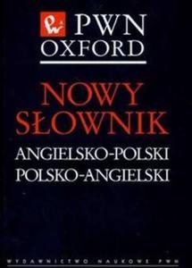 Nowy słownik angielko-polski pol-ang PWN Oxford - 2825693268