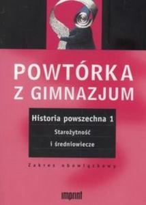 Powtórka z gimnazjum Język polski 2. Od romantyzmu do modernizmu