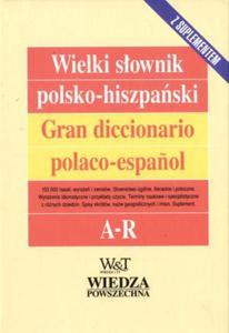 Wielki słownik polsko-hiszpański z suplementem tom 1-2