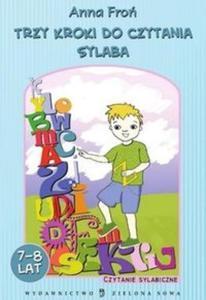 Trzy kroki do czytania sylaba 7-8 lat - 2825694804