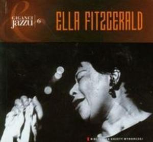 Ella Fitzgerald Giganci jazzu (Płyta CD) - 2825694990