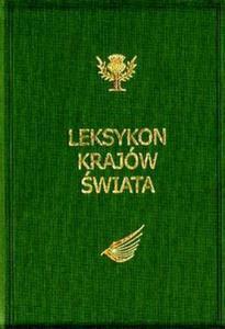 Leksykon Krajów Świata. Pakiet 2 tomów - 2825695128