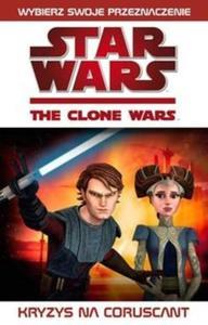 Gwiezdne Wojny Wojny Klonów Kryzys na Coruscant - 2825695771
