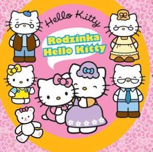 Hello Kitty Rodzinka Hello Kitty - 2825695965