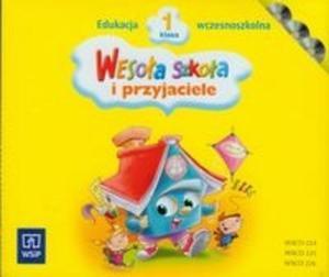 Wesoła szkoła i przyjaciele 1 (Płyta CD) - 2825696307