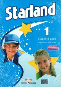 Starland 1 Student`s Book. Sprawdzian szóstoklasisty 2013 + i-eBook + Reader