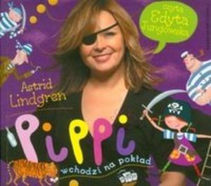 Pippi wchodzi na pokład CD