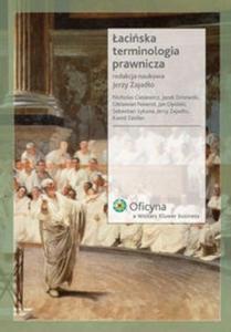 Łacińska terminologia prawnicza - 2825697683