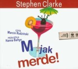 M jak Merde (Płyta CD)