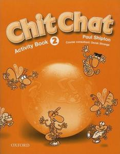 Chit Chat 2 - Activity Book - 2825699426