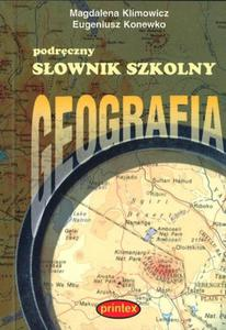 Geografia. Podręczny słownik szkolny
