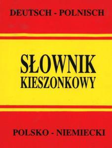 Słownik kieszonkowy niemiecko - polski, polsko - niemiecki - 2825700395