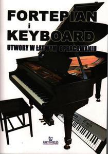 Fortepian i keyboard utwory w łatwym opracowaniu