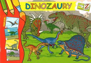 Dinozaury Zabawa i nauka - 2825700748