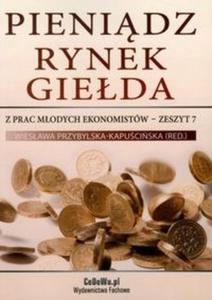 Pieniądz Rynek Giełda - 2825701115