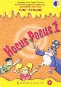 Hocus Pocus 1 - podręcznik do języka angielskiego dla szkoły podstawowej (nowe wydanie) (+ CD gratis - 2825651219