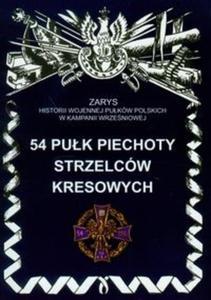 54 pułk piechoty strzelców kresowych - 2825701539
