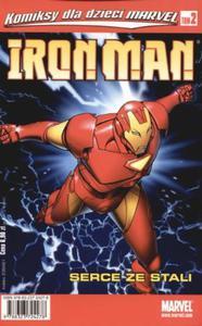 Iron Man. Serce ze stali. Tom 2 - 2825651289