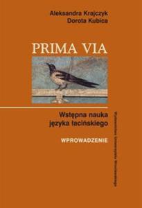 Prima Via Wstępna nauka języka łacińskiego - 2825702921