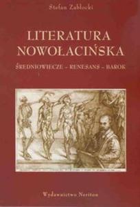 Literatura nowołacińska - 2825702993