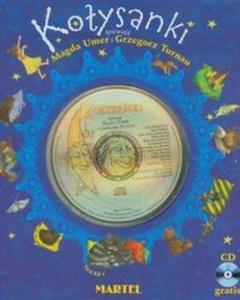 Kołysanki z płytą CD - 2825703300