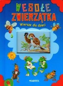 Wesołe zwierzątka Wiersze dla dzieci - 2825703304