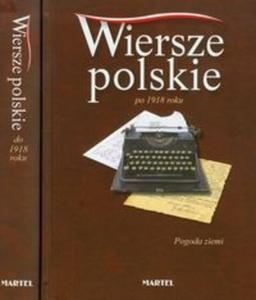 Wiersze polskie tom 1-2 - 2825703315