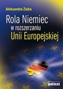 Rola Niemiec w rozszerzaniu Unii Europejskiej - 2825703359