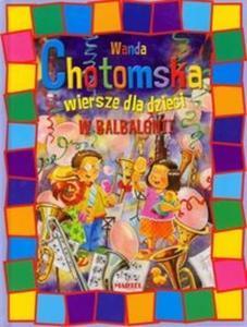 Sklep W Balbalonii Wiersze Dla Dzieci Wanda Chotomska