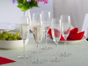 Kieliszki do szampana Diamon - 2859204500