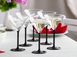 Kieliszki do martini komplet - 2859204525