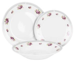 Komplet talerzy obiadowych na 6 os - 2859206738