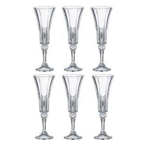 Kieliszki do szampana Bohemia - 2859207147