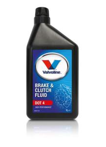 Valvoline Break Fluid DOT 4 1L - 2836820157