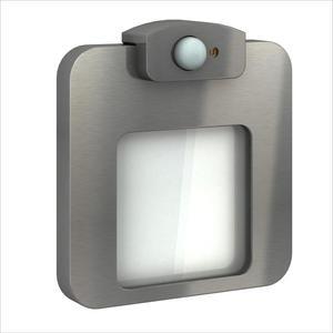 LEDIX Oprawa LED MOZA PT 230V AC czujnik STA biała zimna TYP: 01-222-21 - 2838507768