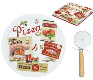 Duży talerz na pizzę - 2832311881