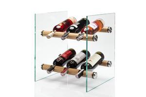 Stojak na wino - mały (6 butelek) - 2832312189