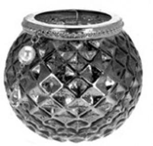 Świecznik szklany - 2832311515