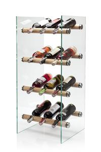 Stojak na wino - duży (12 butelek) - 2832311845