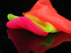 Chusty do żonglowania - zestaw 3 x UV