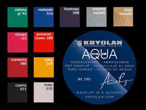 AQUA farby do ciała 8 ml - 2296844373