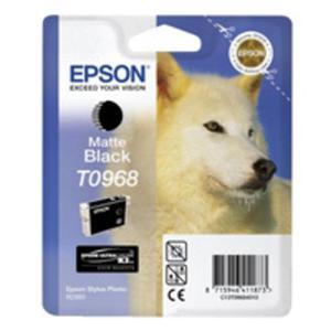 Epson tusz Matte Black T0968, T09684010, C13T09684010