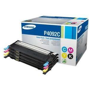 Samsung 4 x toner CMYK P4092C, CLTP4092C, CLT-P4092C - 2824986395