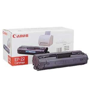 Canon toner Black EP-22, EP22, 1550A003AA - 2824980500