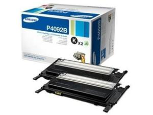 Samsung 2 x toner Black 2 x K4092, P4092B, CLT-P4092B, CLTP4092B - 2824987764