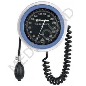 Ciśnieniomierz zegarowy Riester Big Ben (model ścienny, okrągły) - 2794086430